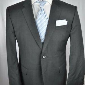 "Recent Hugo BOSS ""Halsey 2/Merrill 2"" Modern Suit"